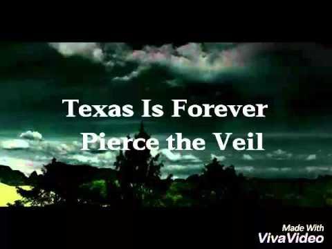 Pierce the Veil- Texas Is Forever Lyrics