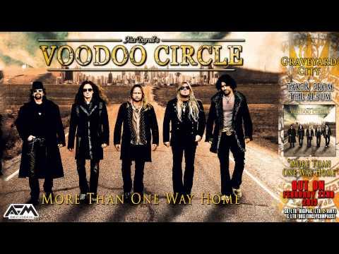 VOODOO CIRCLE - Graveyard City (2013) // AFM Records