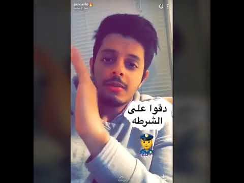 كويتي فلوقر شاف واحد قاعد يسرق سيارته شوفوا وش سوا ...