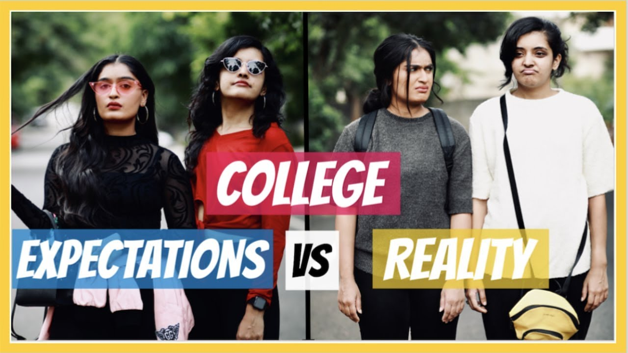 Image result for college outfit expectation vs reality