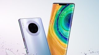 Презентация Huawei Mate 30 Pro - HUAWEI Mate30 Series Global Launch