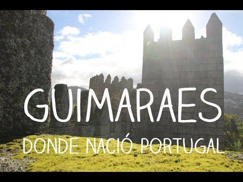 En GUIMARAES nació Portugal | Viajando con Mirko