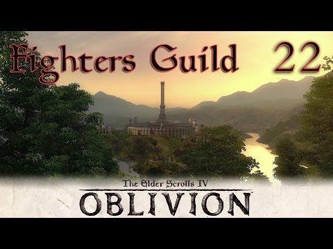 The Elder Scrolls IV Oblivion - Paladin + Fighters Guild (Part 22) |