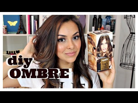 DIY Ombre Hair Using L'oreal Ombre Touch Kit | Review - TrinaDuhra