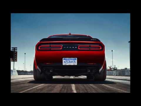 Dodge Challenger Srt Demon Wallpapers Youtube
