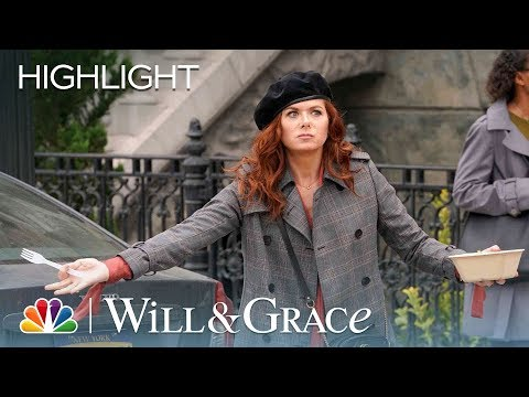 Grace Takes Out the Notorious RBG - Will & Grace (Episode Highlight)