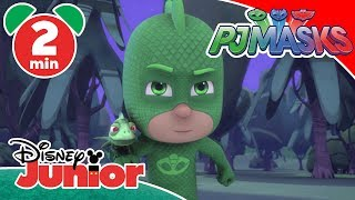 PJ Masks | Lionel's Super Powers 🌟 | Disney Junior UK