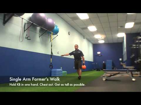 Get Strong as an Ox with Farmers Walks - TONY BONVECHIO