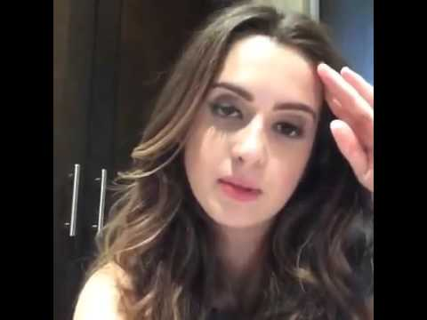 I love you guys, LETS TALK - Laura Marano ( Chat on Facebook)