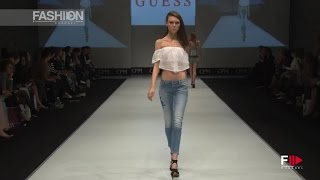 GUESS CPM Moscow Spring Summer 2016 by Fashion Channel