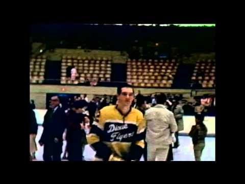 1965-1966 Nashville Dixie Flyers - Picture Night