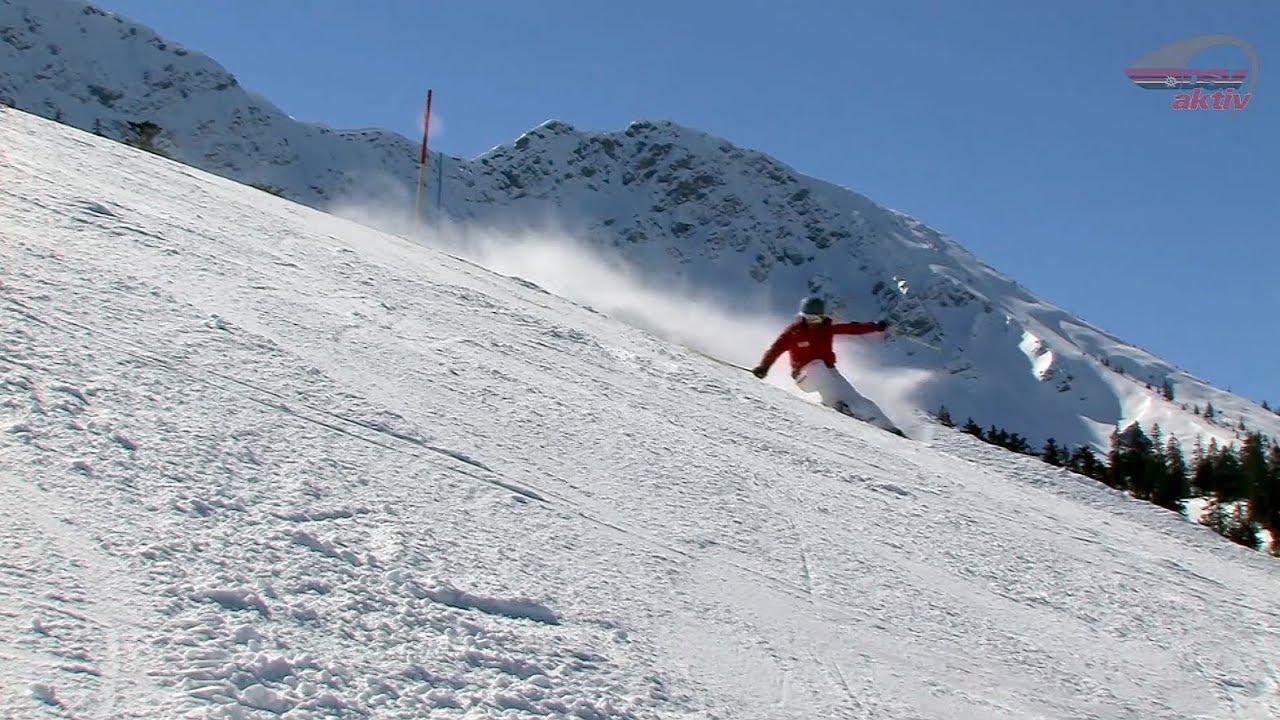Dsv experten tipps perfektes carven ski alpin youtube