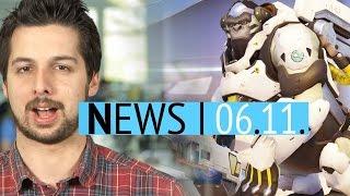 Overwatch für PS4 und Xbox One - Echtgeld-System bei Rainbow Six Siege - News
