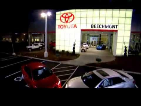 Beechmont Toyota Ultimate Toyota Experience Youtube