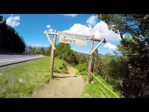VALLNORD - Commencal Track ( Full Non Stop ) ANDORRA