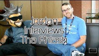 Jordan Interviews Tha Phlash