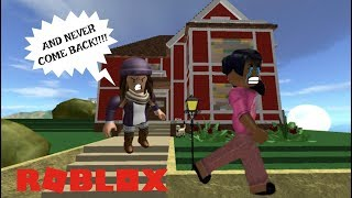 MY MOTHER ABANDONED ME ON ROBLOX | MY MOMM IS PSYCHO ON ROBLOX | ROBLOX ROLEPLAY
