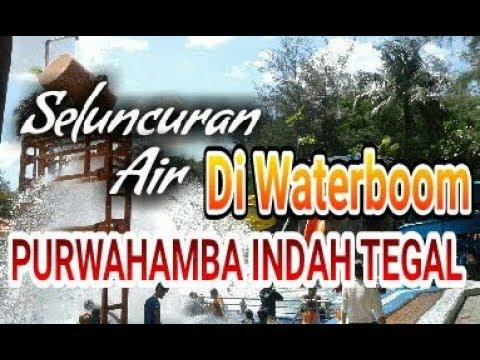 seluncuran-air-di-waterboom-purwahamba-indah-suradadi-kab.-tegal-jawa-tengah