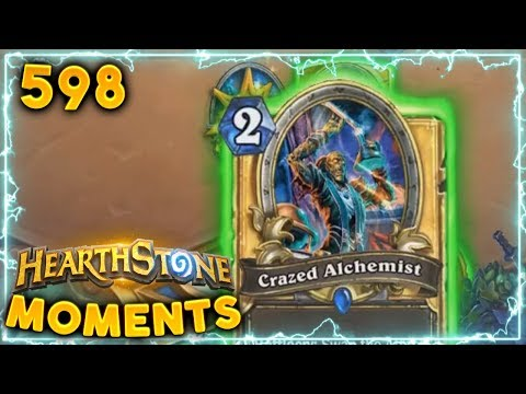Thumbnail: Longest Crazed Lethal!! | Hearthstone Daily Moments Ep. 598