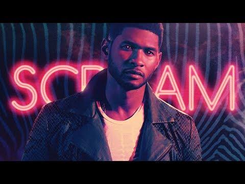 Usher - Scream: 2017 (Alex Giudici Remix)