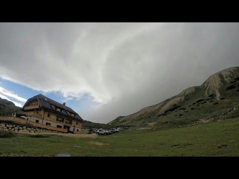Temporale Supercella 25 luglio 2017 Trentino Alto Adige hd