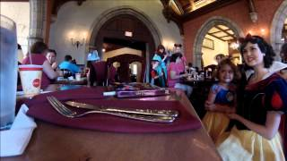 Akershus Royal Dining Hall Epcot, Character Dining