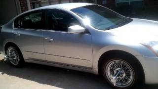G10s on a 2011 altima