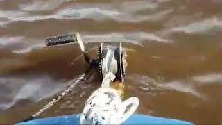 Ны рыбалку на лодке