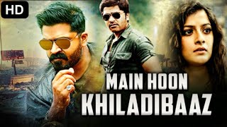MAIN HOON KHILADIBAAZ (Podaa Podi) 2020 New Released Hindi Dubbed Movie | Silambarasan | South Movie