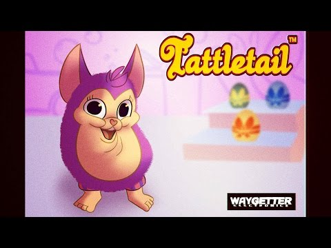 RARE HAUNTED vhs Tattletail commercial rip 1998 creepy!!!!.mov