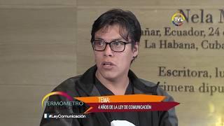 Termómetro Ciudadano, invitados: María Cevallos, Hugo Sánchez y Jorge Cano