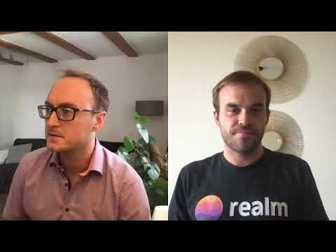 Realm JavaScript for React Native Applications - Realm Meetup