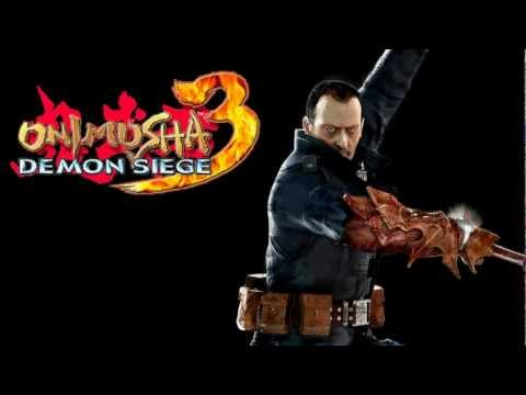 Onimusha 3 OST (J Side) - Sakai Village