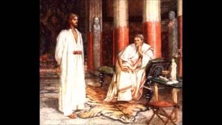 "The Crucifixion Deception: Few if Any Jews Screamed, ""Crucify Him"""