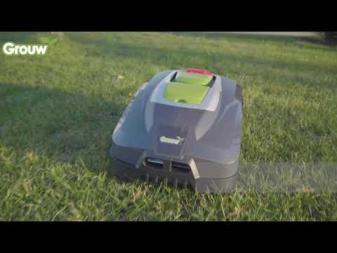 Grouw robotplæneklippernes funktioner