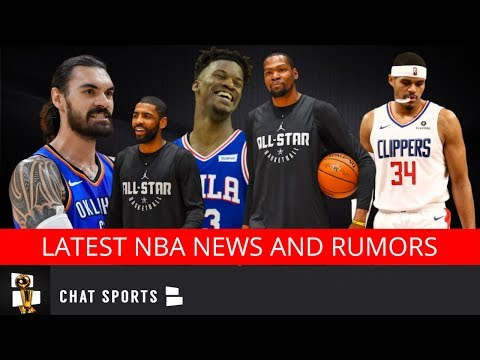 NBA Rumors: Kawhi Leonard Free Agency Kevin Durant's Nets Interest & 76ers Losing Jimmy Butler?