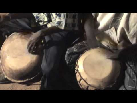 Bobo Mali West African Drum and Dance Ceremony and Celebration