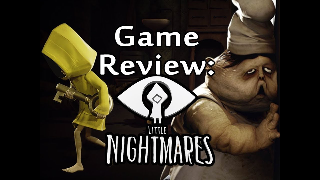 ☺Game Review: Little Nightmares☻