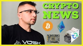 New Bitmain ASIC Decred Miner | Rx670/Rx680 Coming Soon* | McAfee Bitcoin Farm Sued | ETH HF Info