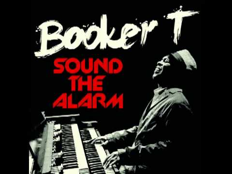 Booker T Jones - All Over The Place (feat. Luke James)
