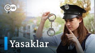 Almanya'daki şaşırtıcı 6 yasak - DW Türkçe