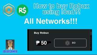 How To Buy Robux Using Load Globe 2020 Preuzmi