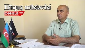HÜQUQ MÜSTƏVİSİ-QƏBƏLƏ TV