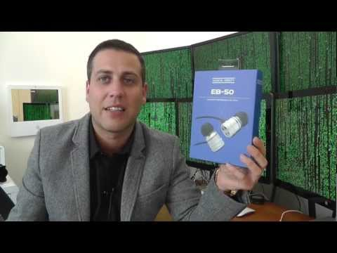 Musical Fidelity EB-50 Headphones Unboxing And First Look