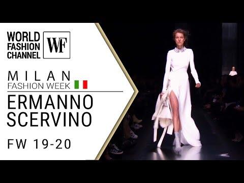 Ermanno Scervino FW 19-20 Milan fashion week