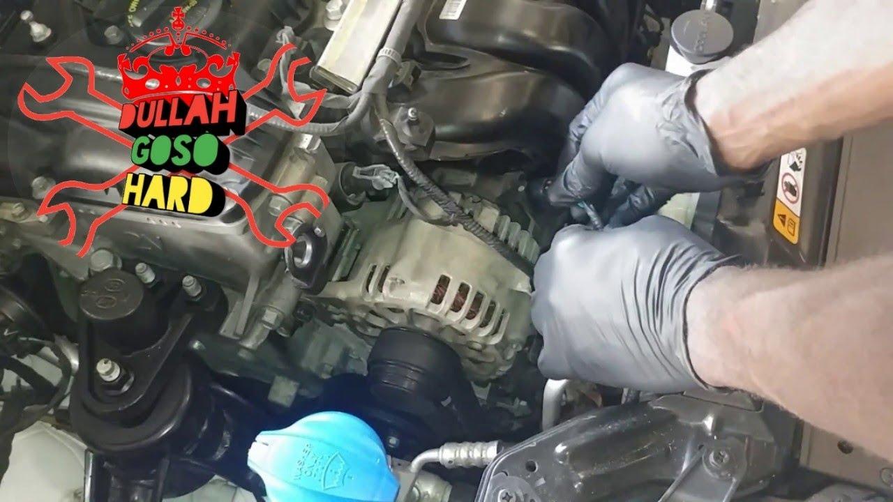 Hyundai alternator replacement