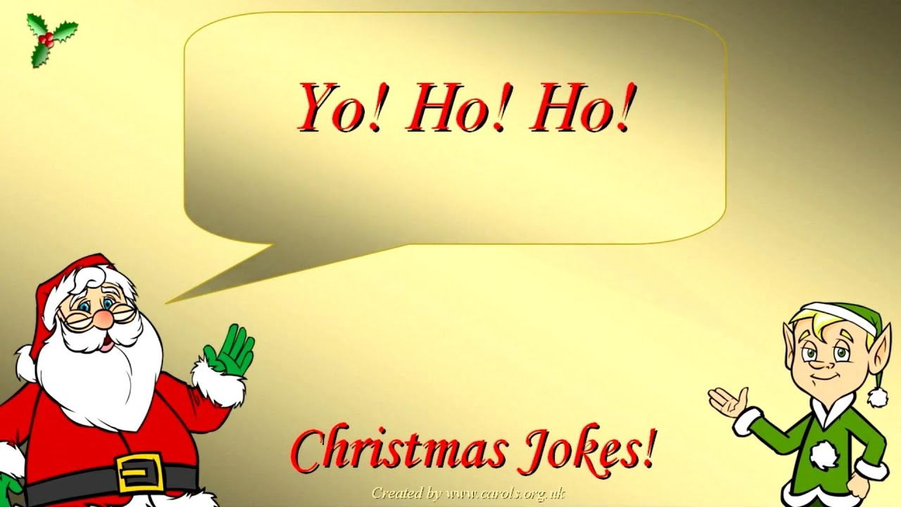 Corny Christmas Jokes.Christmas Jokes Index