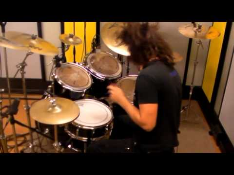 THOUGHT MACHINE - Come to the point - Drum cam - FRANCESCO LA ROSA