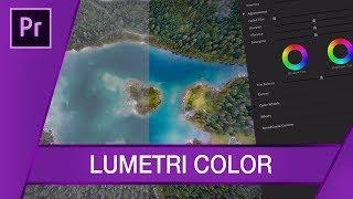 Jak działa Lumetri Color? Kolory od podstaw ▪ Adobe Premiere #53 | Poradnik ▪ Tutorial