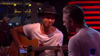 Tommie Christiaan covert 'Love Without You' - RTL LATE NIGHT